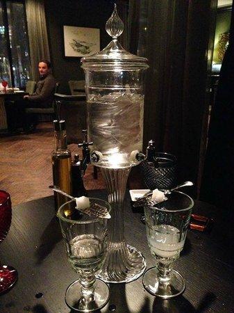 Osco! Restaurant : Osco - Absinthe (from Sarah B)