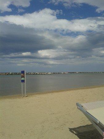 Hotel Palos: La spiaggia