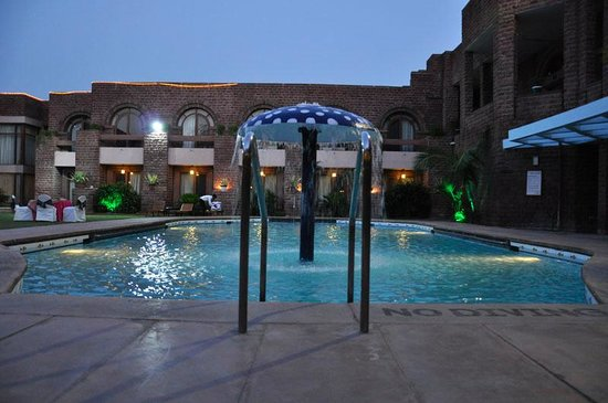 Shree Ram International: Sarovar (Swimming Pool)