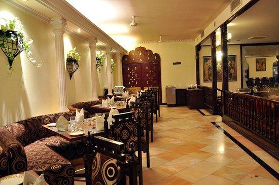 Shree Ram International: Padharosa ( Multi Cuisine Restaurant)