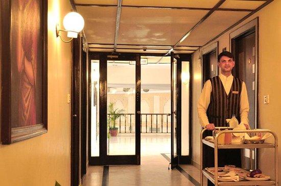 Shree Ram International: 24 hrs In-room Dining