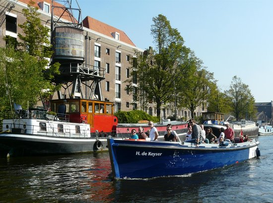 Canal Company: Canal Hopper