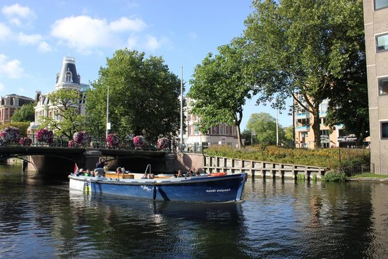Canal Company: Canal Hopper @ Amsterdam canals