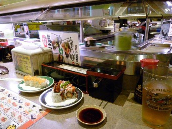 Genki Sushi Hawaii Incorporated: Genki sushi