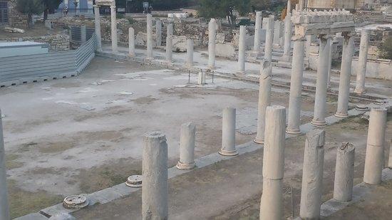 Athens Free Walking Tour : Roman Agora