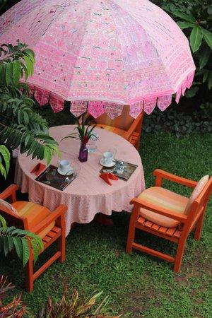 Kikili House: gardenia