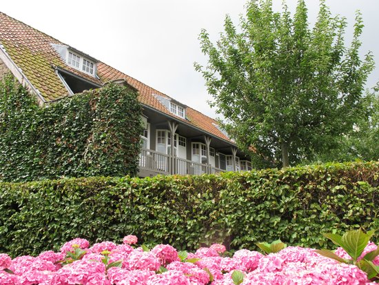 Hotel Montanus: jardin et chambres