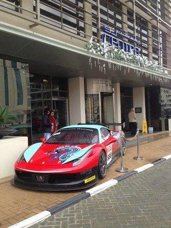 Centro Barsha: Отель хороший