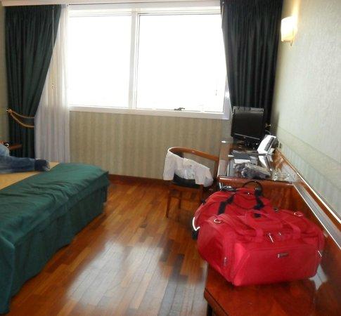 Montresor Hotel Tower: La camera