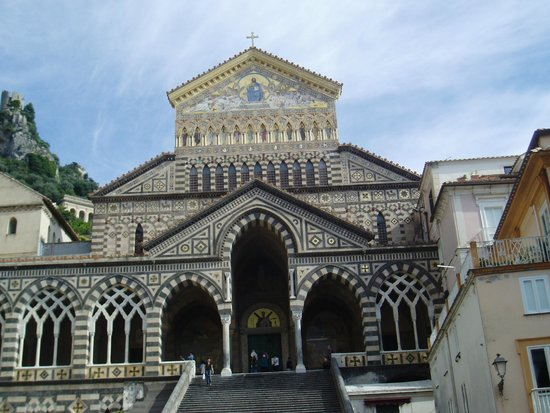 Duomo di Sant'Andrea : 黄昏時がお薦め!