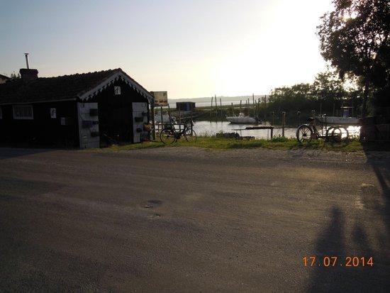 La Demeure du Port : a proximité