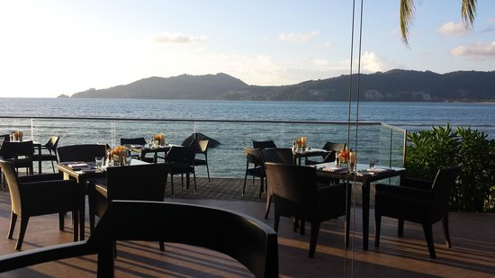 Amari Phuket: La Gritta restaurant