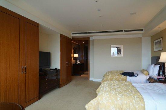 The Ritz-Carlton, Tokyo : 標準雙人兩床房