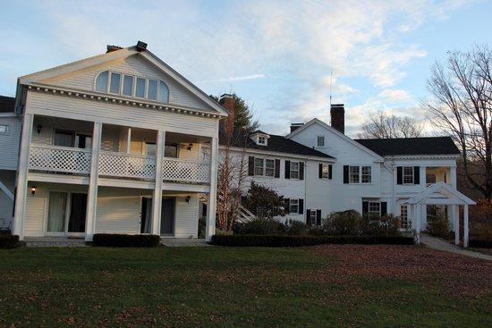 The White House Inn: 112 on lower left