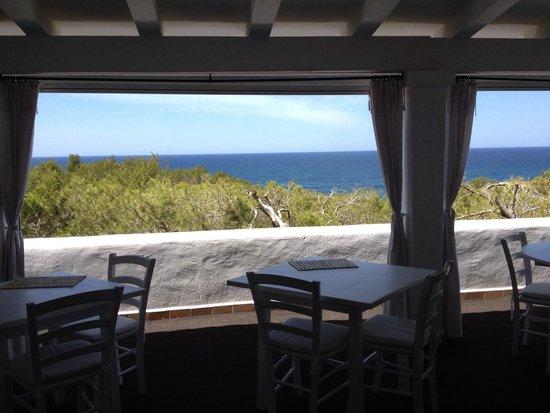 Es Ram Resort: The dining room at Es ram