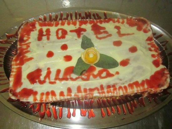 Le torte del hotel aurora fantastiche