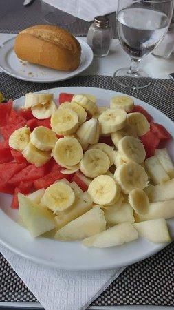 Hotel Rosamar: Comidas del buffet 15