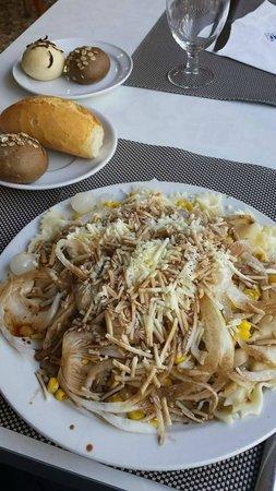 Hotel Rosamar: Comidas del buffet 2