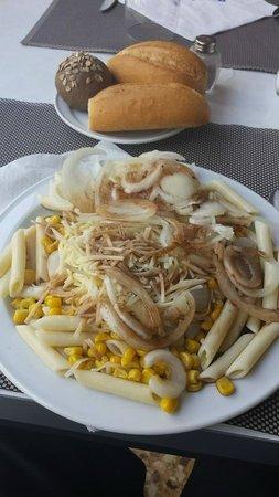 Hotel Rosamar: Comidas del buffet