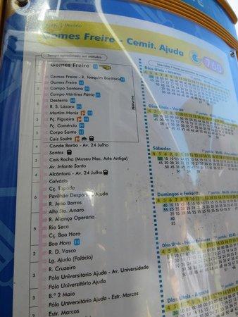 Neya Lisboa Hotel: Bus 760 nearby hotel