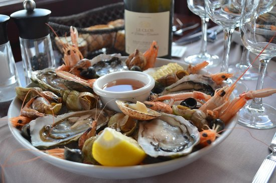 voorgerecht bild fr 229 n restaurant du port granville tripadvisor