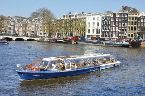 Gray Line Amsterdam: Grayline Cruise