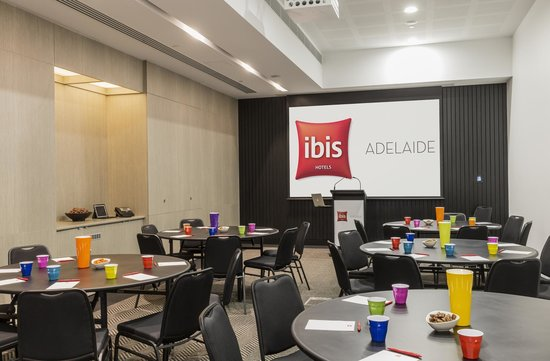 Ibis Adelaide: The Engine Room