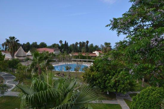 Horus Paradise Luxury Resort: Activity pool