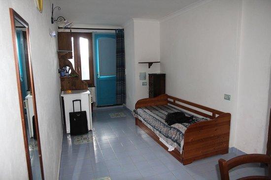 Azzurromare Residence : Salotto - cucina