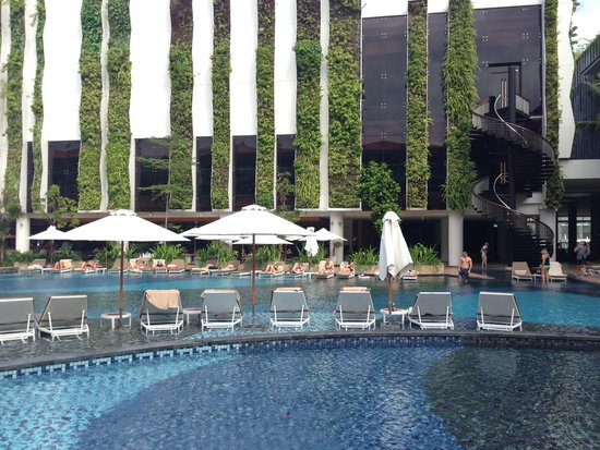 The Stones Hotel - Legian Bali, Autograph Collection: Swimming Pool