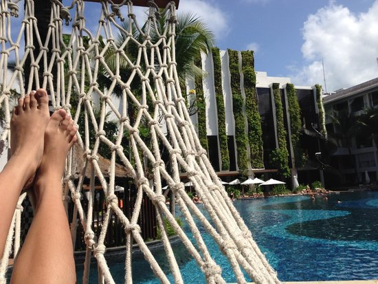 The Stones Hotel - Legian Bali, Autograph Collection: Hammock to relax