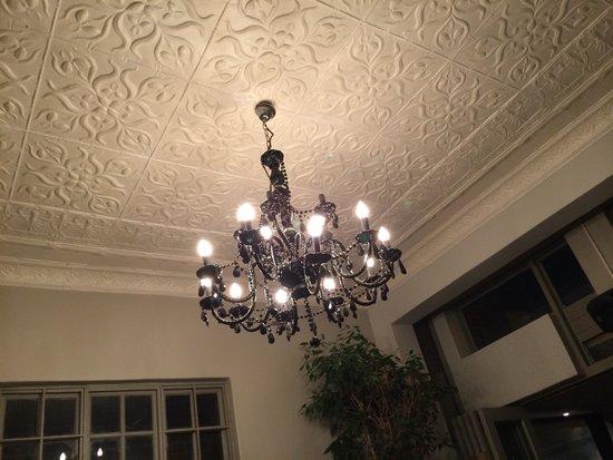 Bambanani: pressed ceilings