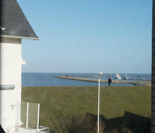 Hotel Stadt Cuxhaven: Appartement Seesicht