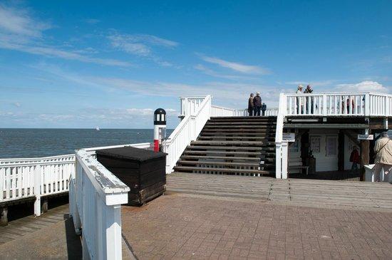 Hotel Stadt Cuxhaven: Alte Liebe
