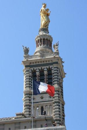 Basilique Notre Dame de la Garde: Notre Dame de la Garde