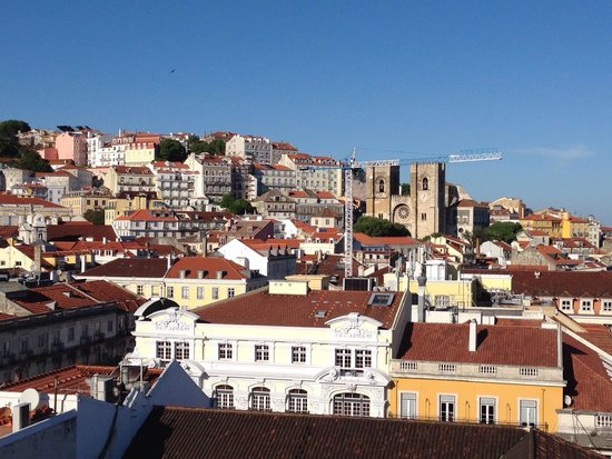 Casa Amora Guesthouse: Lisboa maio 2014