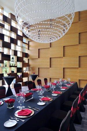 Le Meridien Singapore, Sentosa: Crystal Lounge