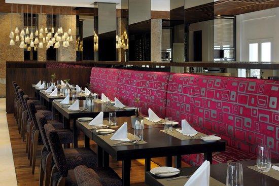 Le Meridien Singapore, Sentosa: Tablescape Restaurant