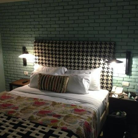 Center Chic Hotel Tel Aviv - an Atlas Boutique Hotel: our room (405)