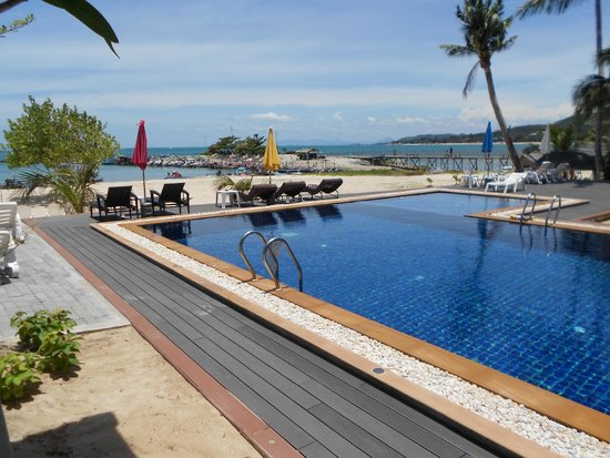 Poolsawat Villa : au pied de la villa