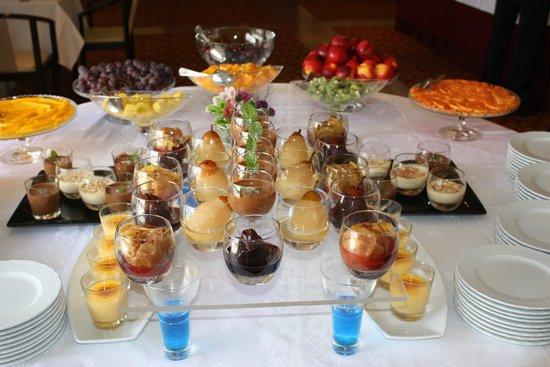 Panorama Restaurant: Sobremesas