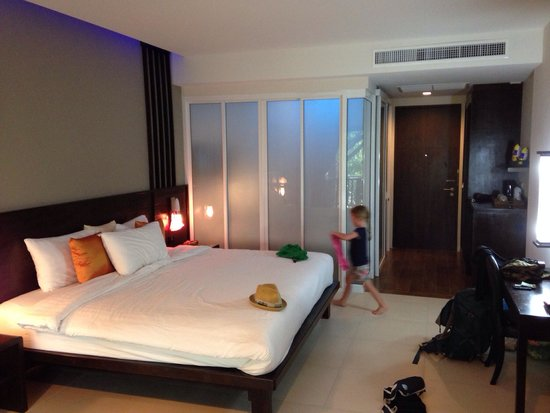 Sand Sea Resort : Grand deluxe room