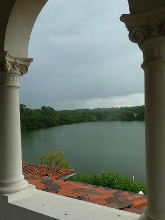 Chateau de Brindos : terrasses