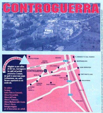 Bed & Breakfast Giardino Agritourist : mappa