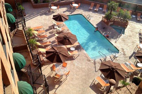Scottsdale Marriott Suites Old Town : La Piscina