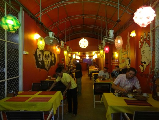 ABABA Curry House: Peaceful and delicious meal