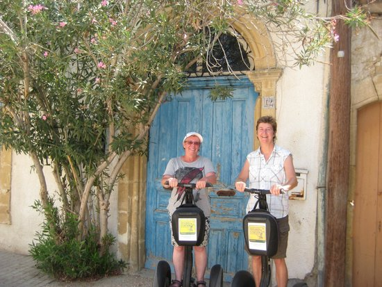 Segway Station Tour Experience: Lots of photo opportunities!