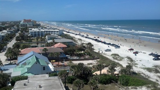 Best Western New Smyrna Beach Hotel & Suites: taken from my balcony