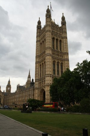 British Tours - Day Tours from London: PARLIAMENT BUILDING