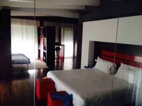 Hotel Dory : camera meravigliosa della fashion suite
